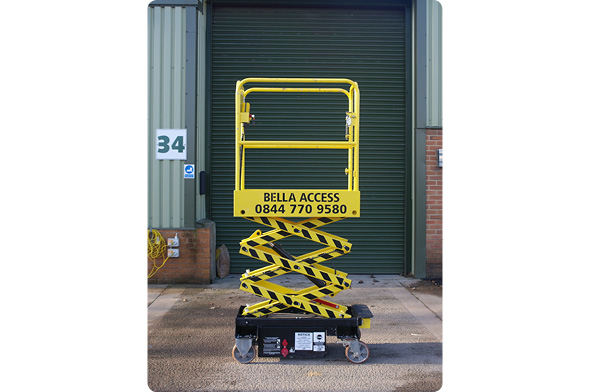 Electric Scissor Lifts from Bella Access