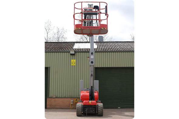 HR15 Boom Lifts from Bella Access